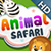 ABC Baby Safari PRO - 3 in 1 Game for Preschool Kids - Learn Names and Sounds of Wild Animals